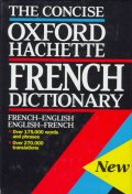 Oxford-Hachette Concise French Dictionary