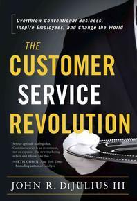 [해외]The Customer Service Revolution (Hardcover)
