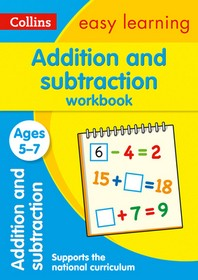 [해외]Collins Easy Learning Age 5-7 -- Addition and Subtraction Workbook Ages 5-7 (Paperback)