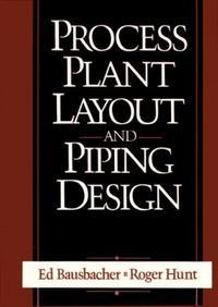 [해외]Process Plant Layout and Piping Design