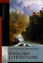 Norton Anthology of English Literature Major 8/E