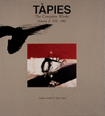 Tapies: The Complete Works(Volume 4:1976-1981)