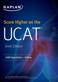 [해외]Score Higher on the Ucat