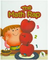 The Math Rap 세트(CD1장포함)(A-yo 12)(양장본 HardCover)(전4권)