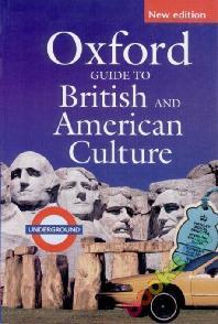 [해외]Oxford Guide to British and American Culture