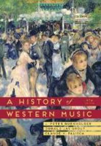 [해외]A History of Western Music