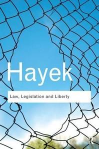 [해외]Law, Legislation and Liberty