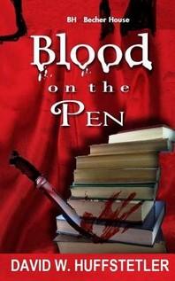 [해외]Blood on the Pen (Paperback)