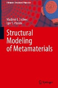 [해외]Structural Modeling of Metamaterials