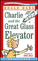 [해외]Charlie and the Great Glass Elevator (Cassette/Spoken Word)