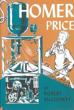 [해외]Homer Price (Hardcover)