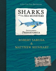 [해외]Encyclopedia Prehistorica Sharks and Other Sea Monsters Pop-Up