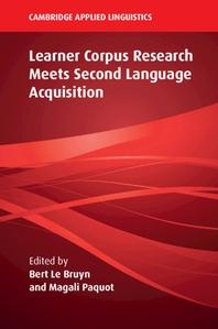 [해외]Learner Corpus Research Meets Second Language Acquisition