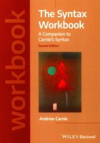 [해외]The Syntax Workbook