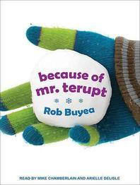 [해외]Because of Mr. Terupt (MP3 CD)