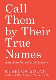 [해외]Call Them by Their True Names (Hardcover)