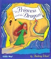 [노부영] Princess and the Dragon (PB+CD)