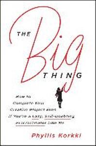 [해외]The Big Thing (Hardcover)