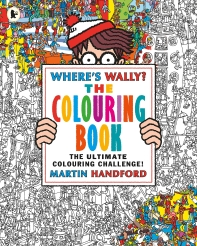 Where's Wally? The Colouring Book : 월리를 찾아라 컬러링북