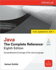 [해외]Java the Complete Reference, 8th Edition
