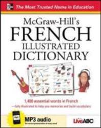 [해외]McGraw-Hill's French Illustrated Dictionary