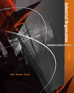 Industrial Organization: Contemporary Theory & Practice