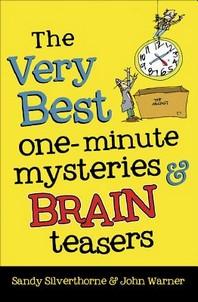 [해외]The Very Best One-Minute Mysteries and Brain Teasers