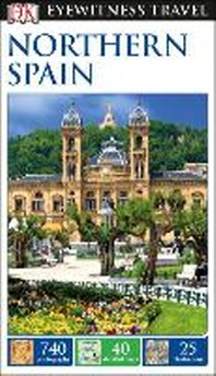 [해외]DK Eyewitness Northern Spain (Paperback)
