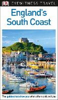 [해외]DK Eyewitness England's South Coast (Paperback)