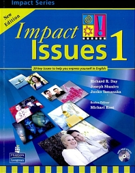 IMPACT ISSUES. 1 (NEW EDITION)(CD1포함)