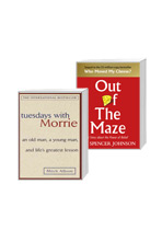 미치 앨봄 Tuesdays with Morrie+Out of the Maze