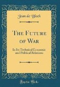 [해외]The Future of War (Hardcover)