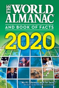 [해외]The World Almanac and Book of Facts 2020