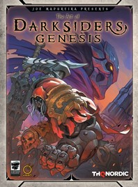 [해외]The Art of Darksiders Genesis