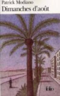 [해외]Dimanches D Aout (Paperback)
