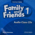 FAMILY AND FRIENDS. 1(CD)