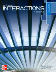 Interactions Access: Reading (Studentbook)