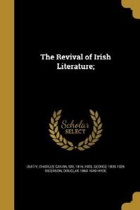 [해외]The Revival of Irish Literature; (Paperback)