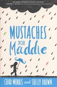 [해외]Mustaches for Maddie (Hardcover)