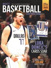 [해외]Beckett Basketball Price Guide #27 2019 Edition