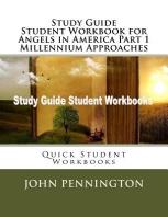 [해외]Study Guide Student Workbook for Angels in America Part 1 Millennium Approaches (Paperback)