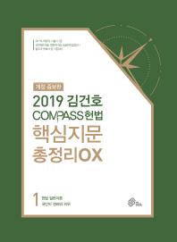 김건호 헌법 핵심지문 총정리 OX(2019)