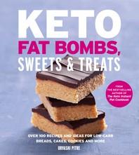 [해외]Keto Fat Bombs, Sweets & Treats