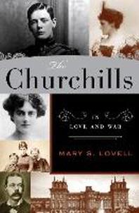 [해외]The Churchills (Hardcover)