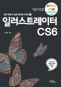 일러스트레이터 CS6(원리 쏙쏙 IT 실전 워크북 시리즈 11)