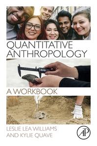 Quantitative Anthropology  A Workbook