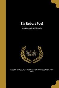 [해외]Sir Robert Peel (Paperback)
