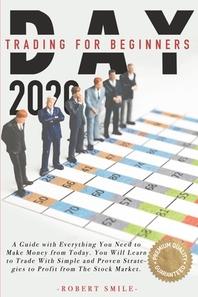 [해외]Day Trading For Beginners 2020 (Paperback)