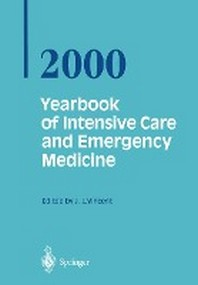 Yearbook of Intensive Care and Emergency Medicine 2000