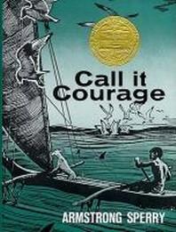 [해외]Call It Courage (Hardcover)